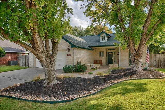 108 Vivion Ln, Georgetown, TX 78626 (#3831417) :: Realty Executives - Town & Country