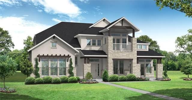 7800 Tessera Pkwy, Lago Vista, TX 78645 (#3832093) :: Papasan Real Estate Team @ Keller Williams Realty