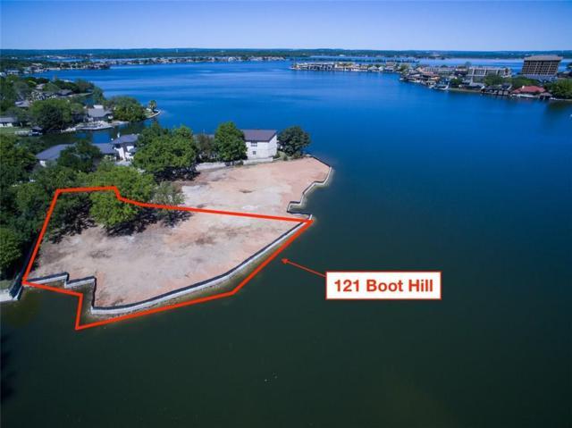 121 Boot Hill, Horseshoe Bay, TX 78657 (#3835611) :: Douglas Residential