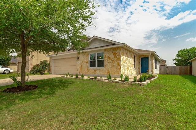 216 Almquist St, Hutto, TX 78634 (#3835874) :: Papasan Real Estate Team @ Keller Williams Realty