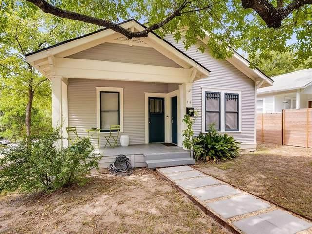 411 Terrace Dr, Austin, TX 78704 (#3837801) :: Papasan Real Estate Team @ Keller Williams Realty