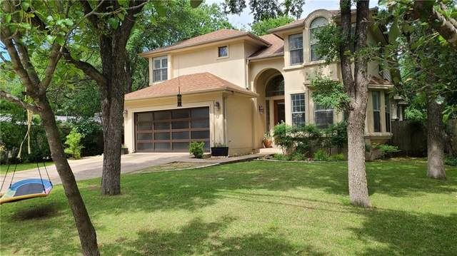 410 Ridgewood Rd, West Lake Hills, TX 78746 (#3837957) :: The Summers Group