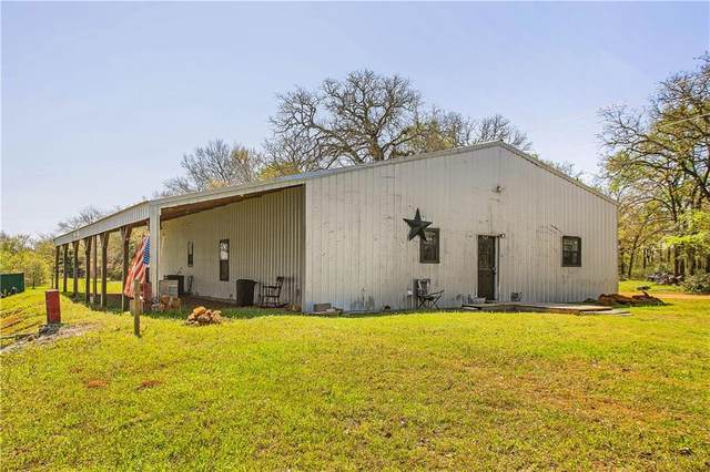 969 Private Road 7054, Gause, TX 77857 (#3839296) :: ORO Realty