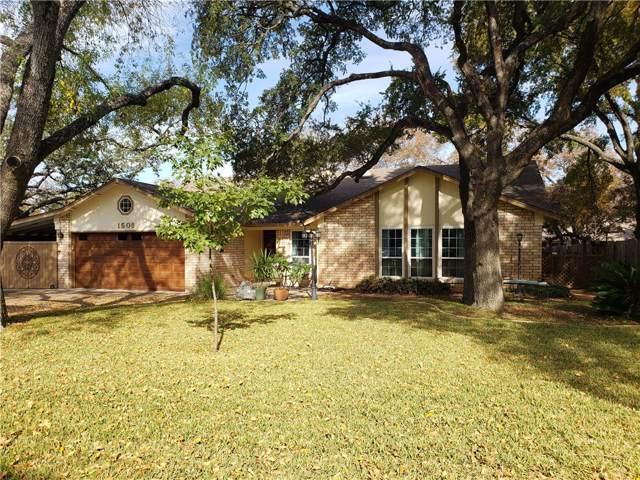 1508 Ridge Rock Dr, Round Rock, TX 78681 (#3839848) :: Ben Kinney Real Estate Team