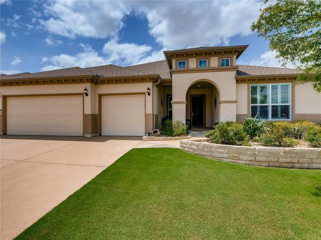 407 Davis Mountain Cir, Georgetown, TX 78633 (#3839931) :: Papasan Real Estate Team @ Keller Williams Realty