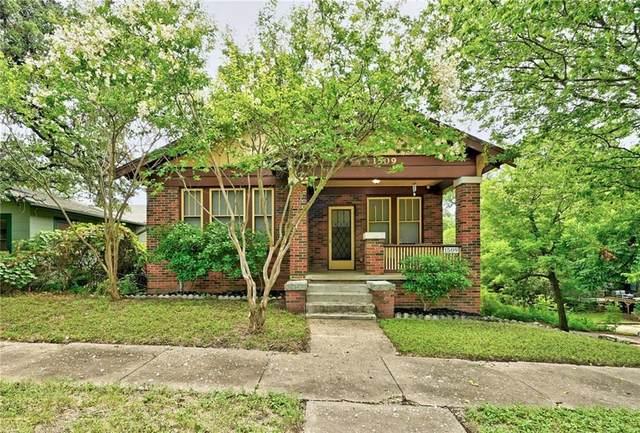 1509 Travis Heights Blvd, Austin, TX 78704 (#3843257) :: Cord Shiflet Group
