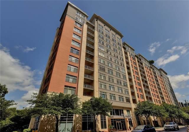 54 Rainey St #614, Austin, TX 78701 (#3843310) :: Papasan Real Estate Team @ Keller Williams Realty