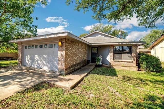 1107 Peach Tree Cv, Round Rock, TX 78681 (#3843562) :: Papasan Real Estate Team @ Keller Williams Realty