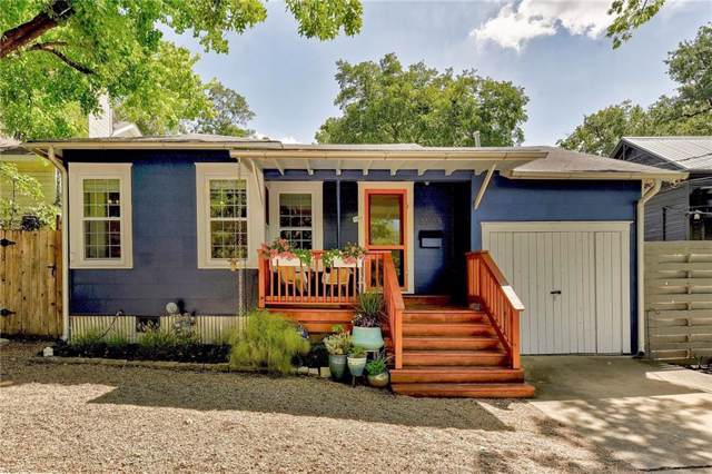 3505 Hollywood Ave, Austin, TX 78722 (#3845425) :: The Perry Henderson Group at Berkshire Hathaway Texas Realty