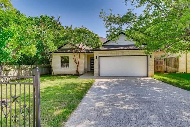 3418 Dalton St, Austin, TX 78745 (MLS #3846919) :: Vista Real Estate