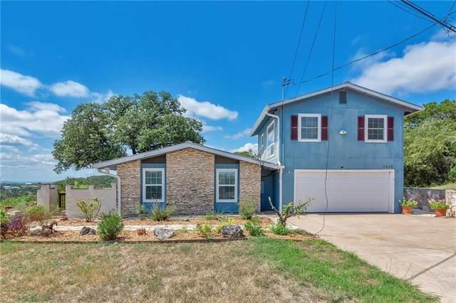 8416 Rock Cliff Dr #2, Jonestown, TX 78645 (#3847134) :: Papasan Real Estate Team @ Keller Williams Realty