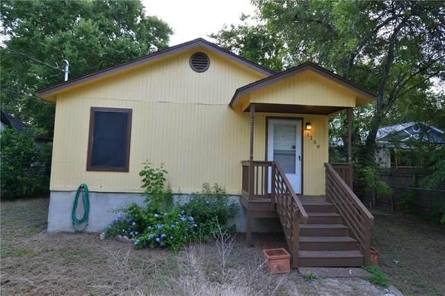 1139 Richardine Ave, Austin, TX 78721 (#3847920) :: All City Real Estate