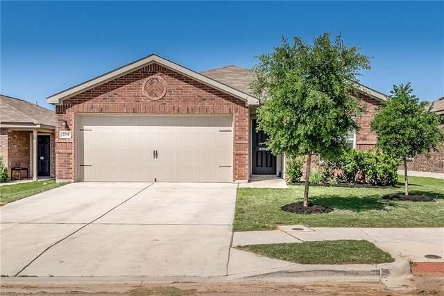 204 Continental Ave, Liberty Hill, TX 78642 (#3853019) :: All City Real Estate
