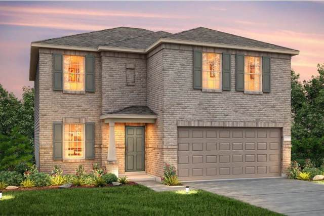 300 Kildeer Pass, Jarrell, TX 76537 (#3853599) :: The Perry Henderson Group at Berkshire Hathaway Texas Realty