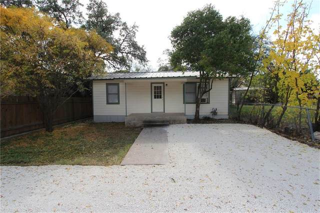 116 E Moeller St, Bertram, TX 78605 (#3853766) :: Lancashire Group at Keller Williams Realty