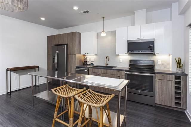 4361 S Congress Ave #121, Austin, TX 78745 (#3863241) :: Ana Luxury Homes