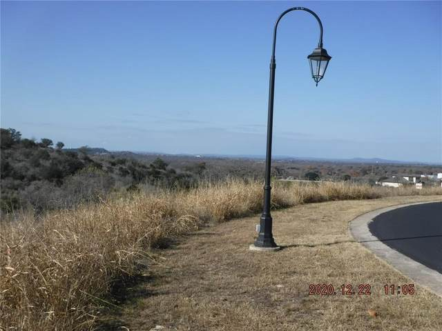TBD Bendito Way, Marble Falls, TX 78654 (#3863585) :: Realty Executives - Town & Country