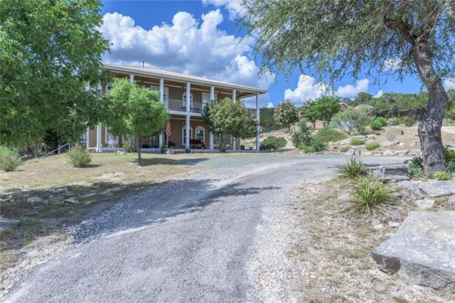 1010 Old Red Ranch Rd, Dripping Springs, TX 78620 (#3863836) :: Ana Luxury Homes