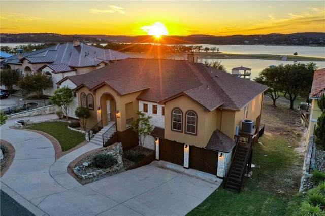 606 Deckhouse Dr, Point Venture, TX 78645 (#3867877) :: The Perry Henderson Group at Berkshire Hathaway Texas Realty