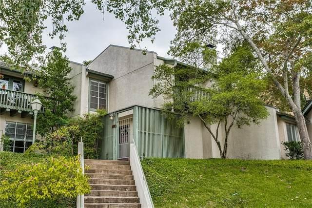 3615 Las Colinas Dr C, Austin, TX 78731 (MLS #3868726) :: Vista Real Estate