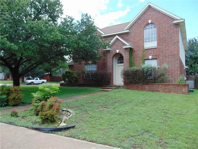 8522 Delavan Ave, Austin, TX 78717 (#3869246) :: Ben Kinney Real Estate Team