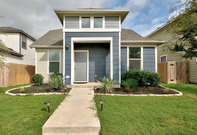1908 Renegade Dr, Austin, TX 78725 (#3874832) :: Papasan Real Estate Team @ Keller Williams Realty