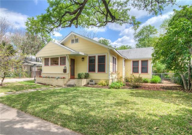 3505 West Ave, Austin, TX 78705 (#3875278) :: Ben Kinney Real Estate Team