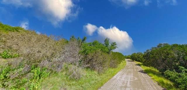 Lot K13100 Buntline Special, Horseshoe Bay, TX 78657 (#3875579) :: Papasan Real Estate Team @ Keller Williams Realty