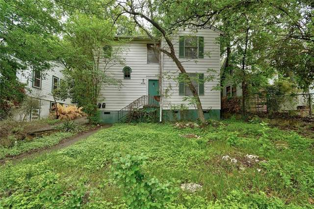 1205 Alta Vista Ave, Austin, TX 78704 (#3877373) :: Front Real Estate Co.