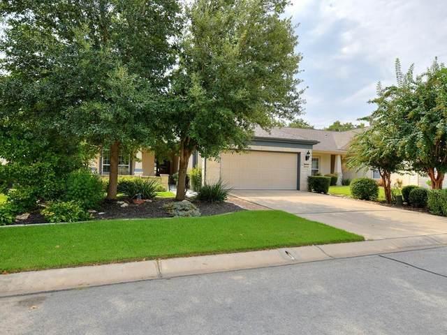312 Monarch Trl, Georgetown, TX 78633 (#3877735) :: Ben Kinney Real Estate Team