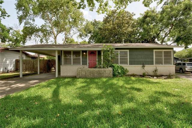 708 W Crestland Dr, Austin, TX 78752 (#3878272) :: The Heyl Group at Keller Williams
