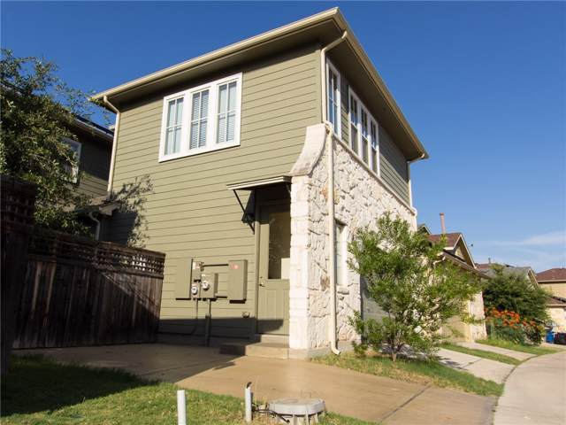 2005 Antone St B, Austin, TX 78723 (#3878460) :: The Perry Henderson Group at Berkshire Hathaway Texas Realty