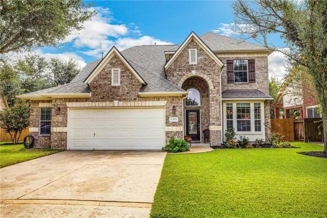 2703 Cedar Springs Pl, Round Rock, TX 78681 (#3879657) :: Papasan Real Estate Team @ Keller Williams Realty