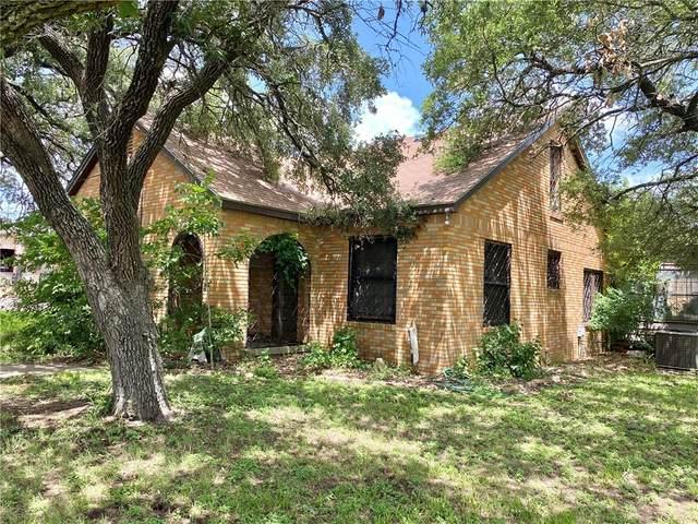 514 S Main St, Giddings, TX 78942 (#3879669) :: Ben Kinney Real Estate Team