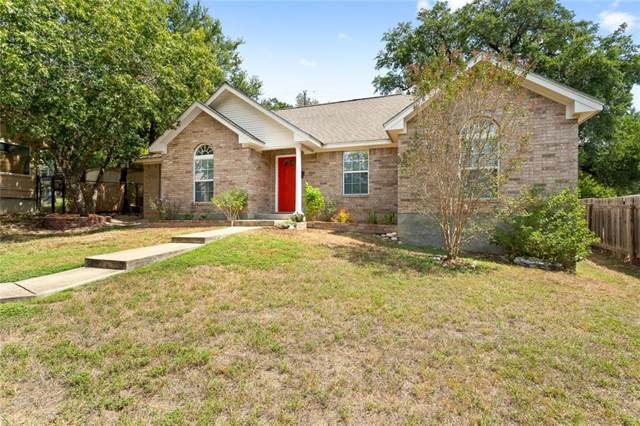 2903 Buffalo Trl, Austin, TX 78734 (#3879715) :: The Heyl Group at Keller Williams
