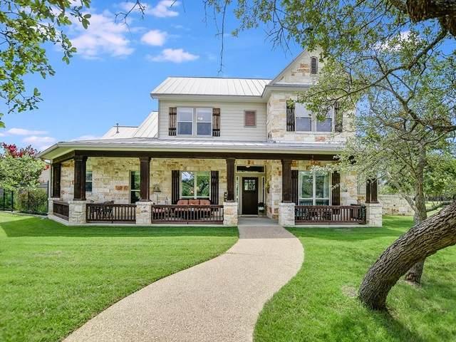 698 Paseo Robles, Lampasas, TX 76550 (#3879812) :: Papasan Real Estate Team @ Keller Williams Realty