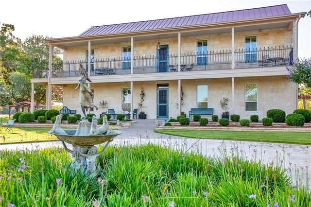 73 & 45 Pfeiffer Rd, Fredericksburg, TX 78624 (#3880867) :: Ben Kinney Real Estate Team