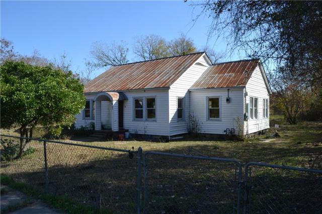 501 E 2nd St, Elgin, TX 78621 (#3882418) :: Ben Kinney Real Estate Team