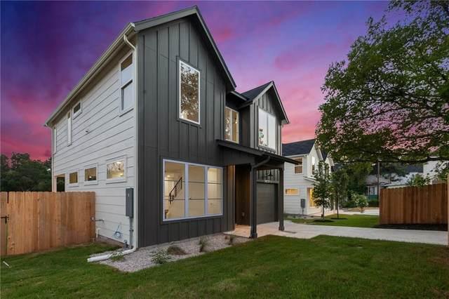 3503-2 Pennsylvania Ave, Austin, TX 78721 (#3882898) :: Papasan Real Estate Team @ Keller Williams Realty