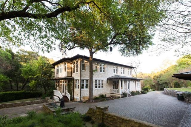 99 Double Fork Rd, West Lake Hills, TX 78746 (#3884586) :: The Perry Henderson Group at Berkshire Hathaway Texas Realty