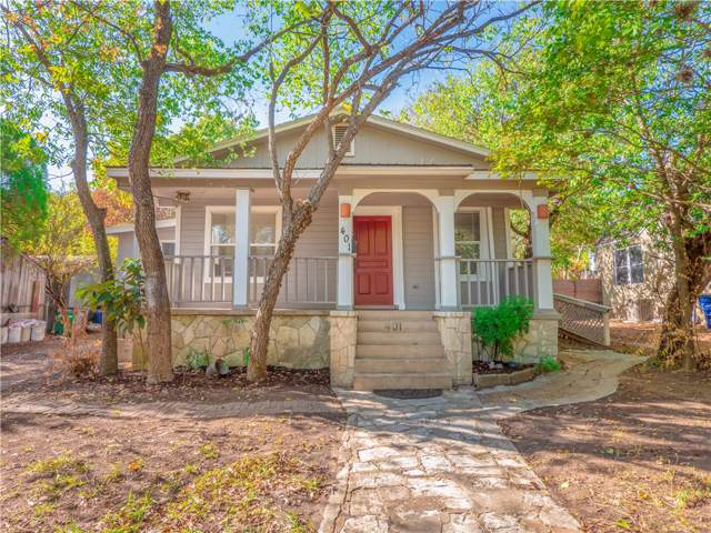 401 Lockhart Dr, Austin, TX 78704 (#3885247) :: Papasan Real Estate Team @ Keller Williams Realty