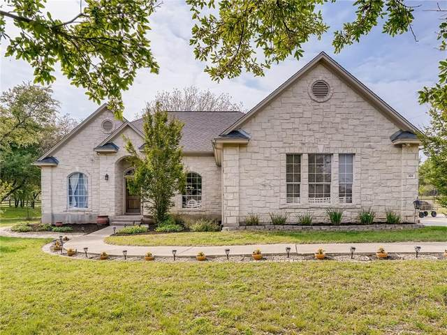 321 Mustang Mesa, Liberty Hill, TX 78642 (#3885585) :: RE/MAX IDEAL REALTY