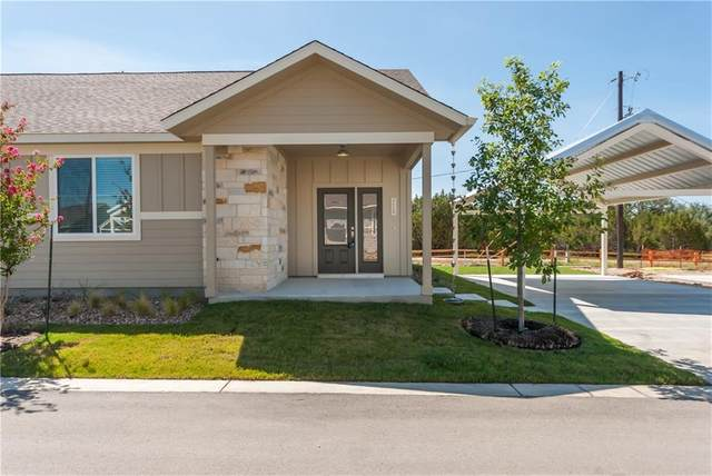 325 Rose Dr B, Dripping Springs, TX 78620 (#3887779) :: The Heyl Group at Keller Williams