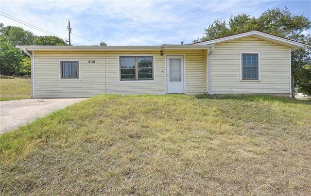 2101 Mountain Ave, Copperas Cove, TX 76522 (MLS #3887898) :: The Lugo Group
