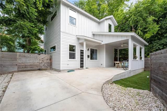 2611 Euclid Ave B, Austin, TX 78704 (#3888943) :: Papasan Real Estate Team @ Keller Williams Realty