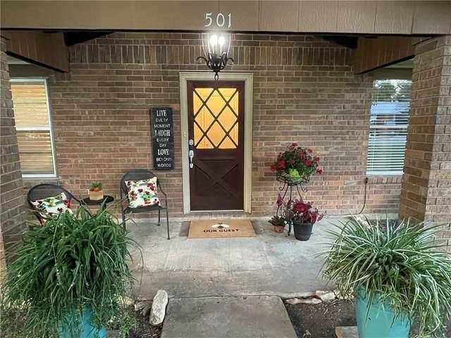 501 Vernon St, Thrall, TX 76578 (#3889815) :: The Myles Group | Austin