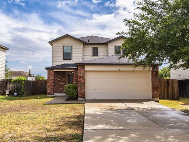 160 Myrtle St, Kyle, TX 78640 (#3889986) :: The ZinaSells Group