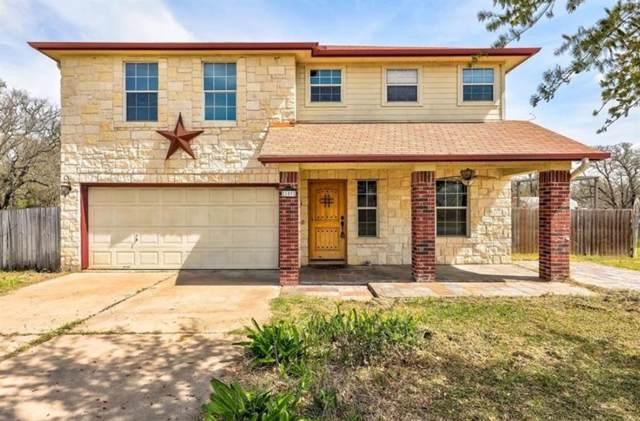 109 Hay Meadow Rd, Cedar Creek, TX 78612 (#3891172) :: The Heyl Group at Keller Williams
