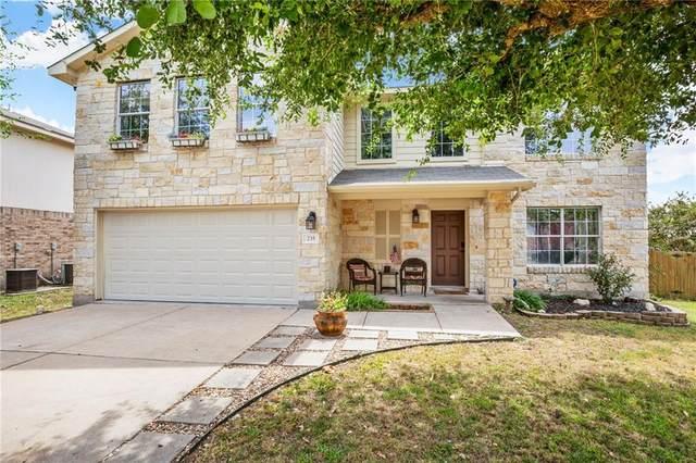 235 Herrera Trl, Hutto, TX 78634 (#3891266) :: Papasan Real Estate Team @ Keller Williams Realty
