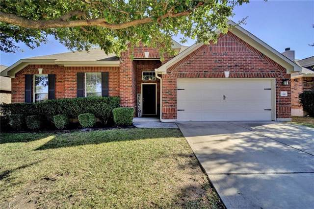 1337 Clary Sage Loop, Round Rock, TX 78665 (#3892764) :: Service First Real Estate